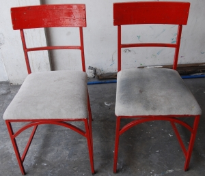 Red Chair.Repaint