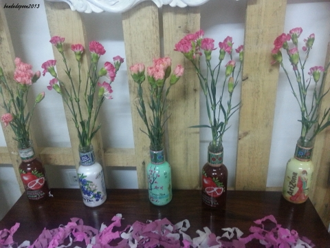 Bea6.Pallet.Bottled Flowers