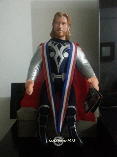 Bernard.Medal.Thor