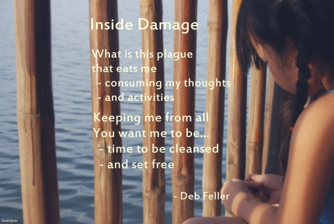 Poem from Deb's Blog - Nov. 13, 2010. Photo by bendedspoon.