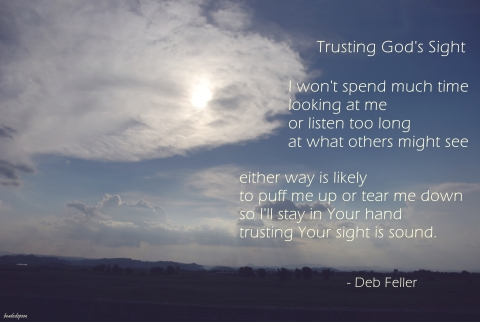 Poem from Deb's Blog - Jan. 14, 2011. Photo by bendedspoon.
