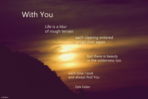 Poem from Deb's Blog - Jan.  31, 2011. Photo by bendedspoon.