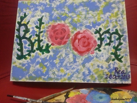 Bloom Painting